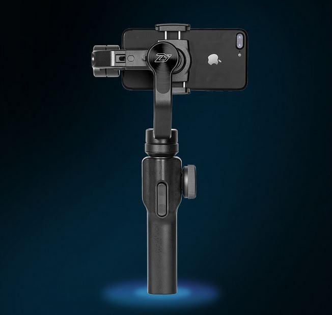 Стедикам Zhiyun Smooth 4: превратите смартфон в профессиональную кинокамеру