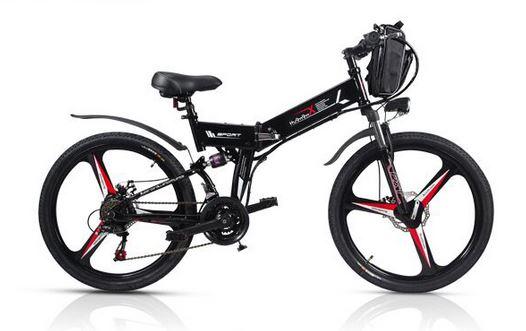 Электрический велосипед SHARMA NIA