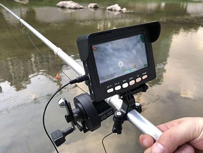 Подводная камера для рыбалки GAMWATER HD 1000TVL с Алиэкспресс