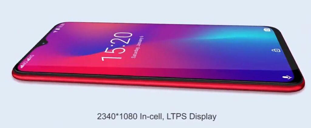 Смартфон UMIDIGI F1 PLAY Android 9,0 с Алиэкспресс