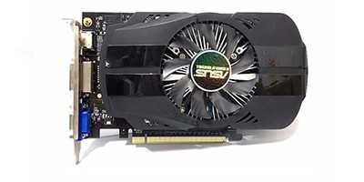 Бюджетная видеокарта для игр GeForce GTX 750 Ti с Алиэкспресс