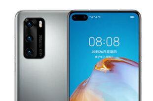 AI 50MP Modeрежим камеры Huawei P40