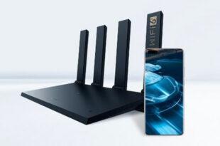 Маршрутизатор Huawei Wi-Fi 6+ AX3 Pro с Алиэкспресс