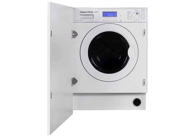 Встраиваемая стиральная машина Zigmund & Shtain BWM 01.0814 W с Алиэкспресс
