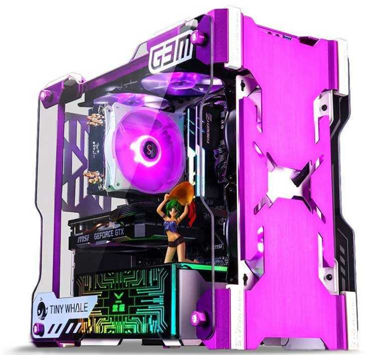 Игровой компьютер IPASON i7 10700