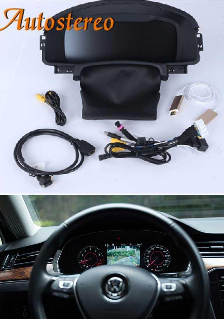 Мультимедийная панель приборов для Volkswagen Touron 2010-2015